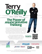 Terry O'Reilly: The Power of Counterintuitive Thinking